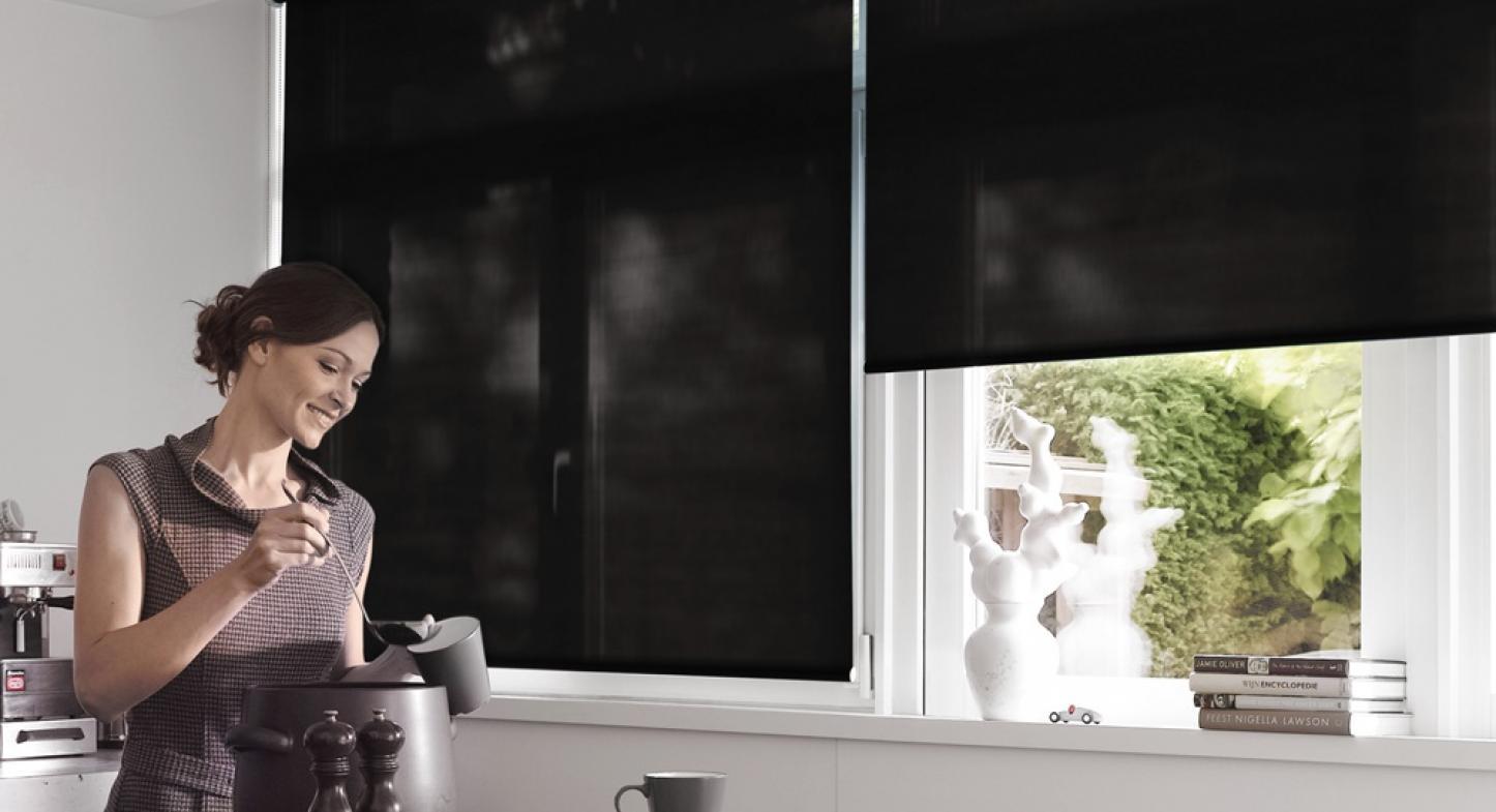 Cortina para cozinha: como modernizar o ambiente
