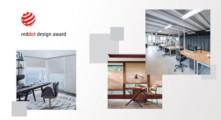 Hunter Douglas conquista prêmio internacional de Design