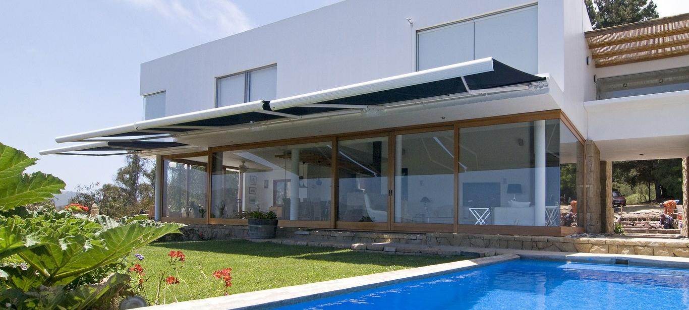 Hunter douglas a principal empresa global de produtos for Toldos articulados