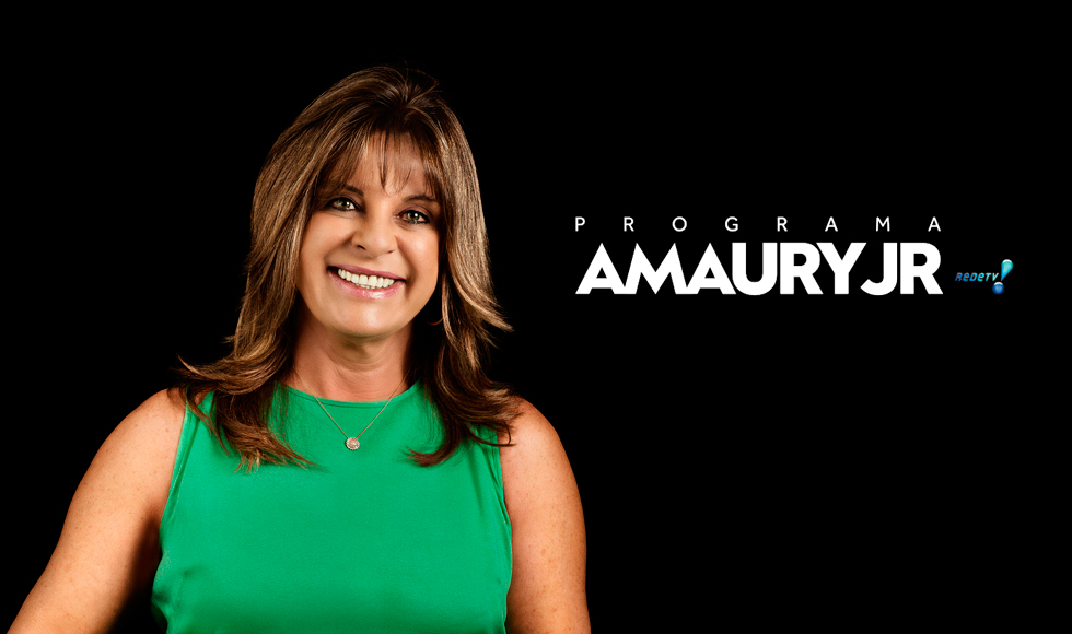 HunterDouglas no Programa Amaury Jr.