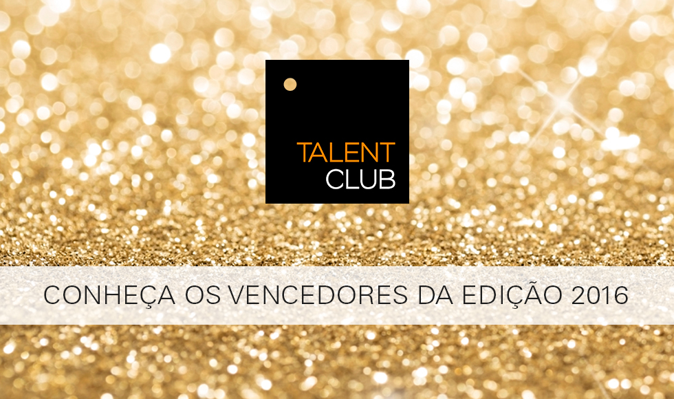 HunterDouglas apresenta os ganhadores do Talent Club 2016.