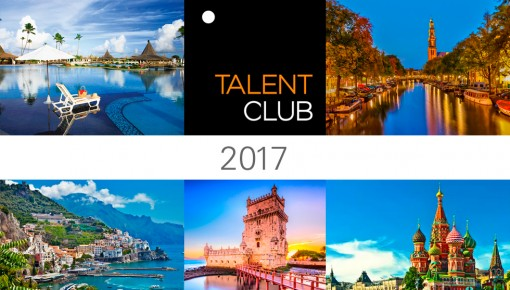 Novidades do Talent Club 2017