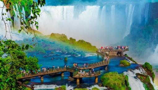 Saiba tudo o que aconteceu durante a viagem de premiação Gold 2015 em Foz do Iguaçu