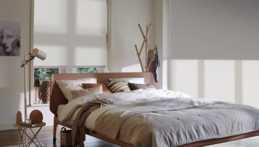 Crie um ambiente sustentável com cortinas feitas em tecido de material reciclado