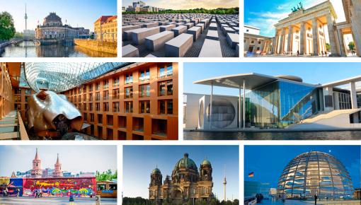 Viagem Diamond: Uma experiência arquitetônica pela apaixonante Berlim