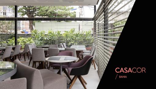 Produtos HunterDouglas valorizam ambientes da Casa Cor BA