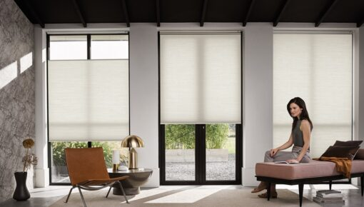 Hunter Douglas lança book da cortina Duette®