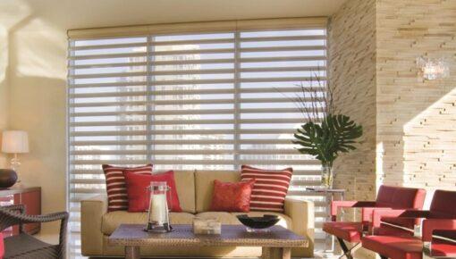 Invista na praticidade das cortinas motorizadas