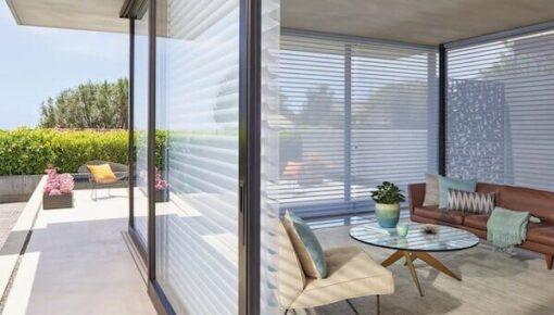 Além do decor: cortinas para controlar a intensidade da luz