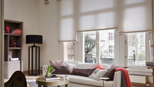 Modelos de cortinas para janelas verticais