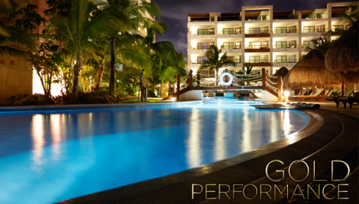 Premiados na categoria Gold Performance vão para Resort