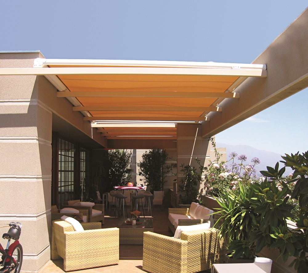 Toldo Horizontal Hunter Douglas